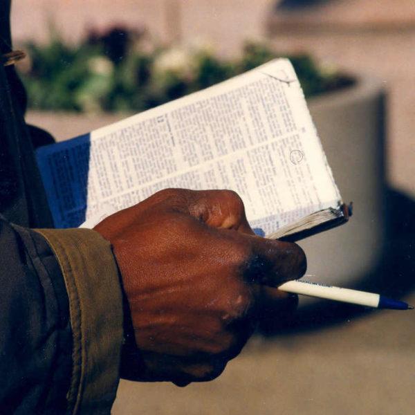 Building Up a Church Where #BlackLivesMatter – Br. Thomas-Martin Miller