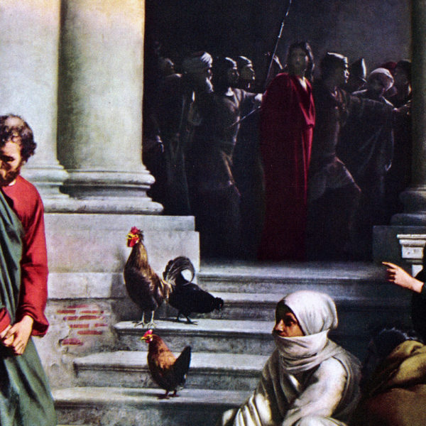 Good Friday and the Politics of Denying Christ—John 18:15-27 (Brad Littlejohn)
