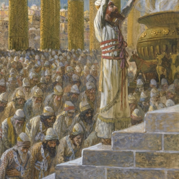 The Politics of Temples—1 Kings 8:22-23, 41-43 (Peter Leithart)