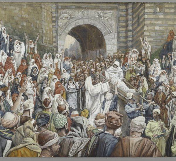 The Politics of Noticing—Luke 7:11-17 (D. Mark Davis)
