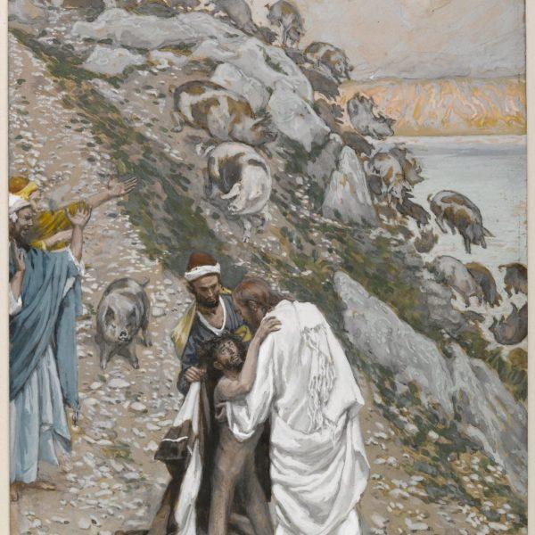 The Politics of Breaking Bonds—Luke 8:26-39 (Jan Rippentrop)