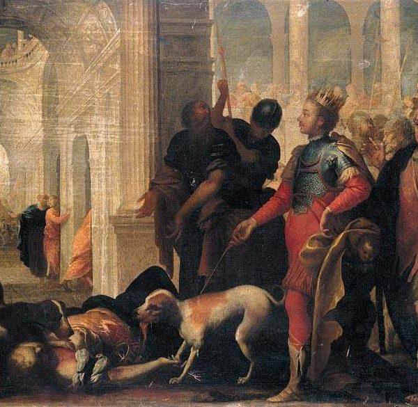 The Politics of Divine Coup Makers—1 Kings 19:15-16, 19-21 (Richard Davis)