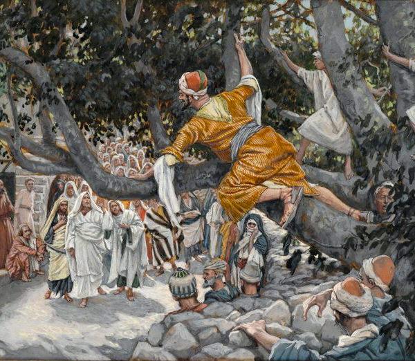 The Politics of Doing Justice—Isaiah 1:10-18; Habakkuk 1:1-4; 2:1-4; Luke 19:1-10 (Peter Leithart)