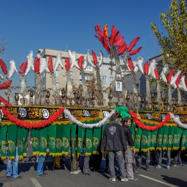 Ashoura Holiday Highlights Sectarian Tensions Among Muslims In Middle East (Andrea Stanton)