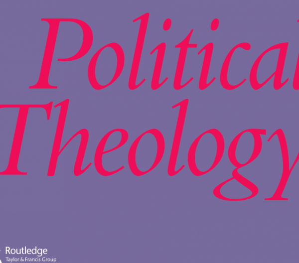 Announcement – Political Theology Vol. 17, Issue 6 Is Now Available