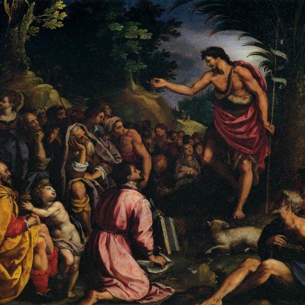 The Politics of Descriptions—Matthew 3:1-12 (Amy Allen)
