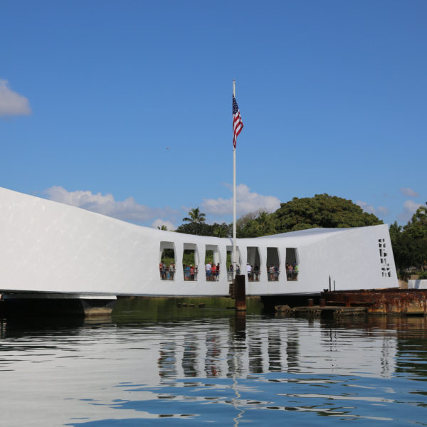 Pearl Harbor as a Lens into National Exceptionalism – Ramón Luzárraga