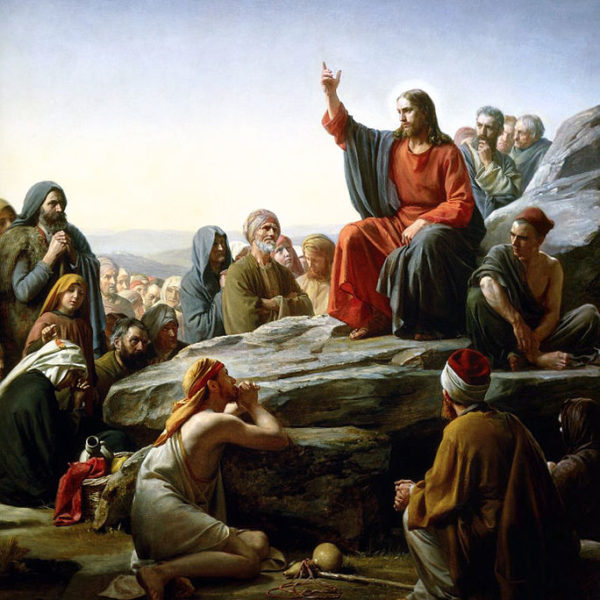 The Politics of Saltiness—Matthew 5:13-20 (Amy Allen)