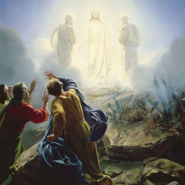 The Politics of Transfiguration—Matthew 17:1-9 (Fritz Wendt)