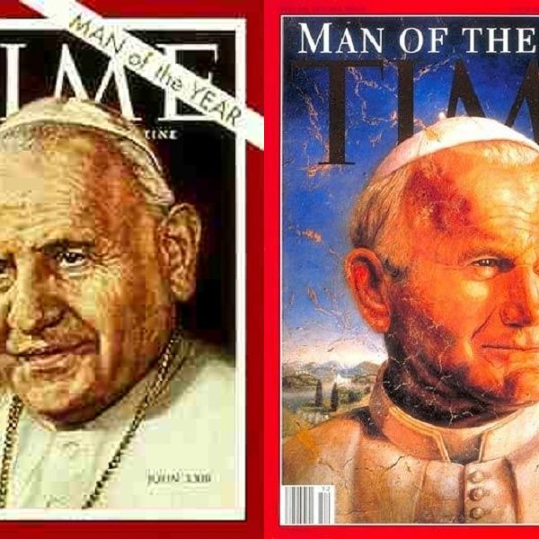 A Prayer to St. John XXIII and St. John Paul II at the Dawn of the Trump Era (Gerald J. Beyer)