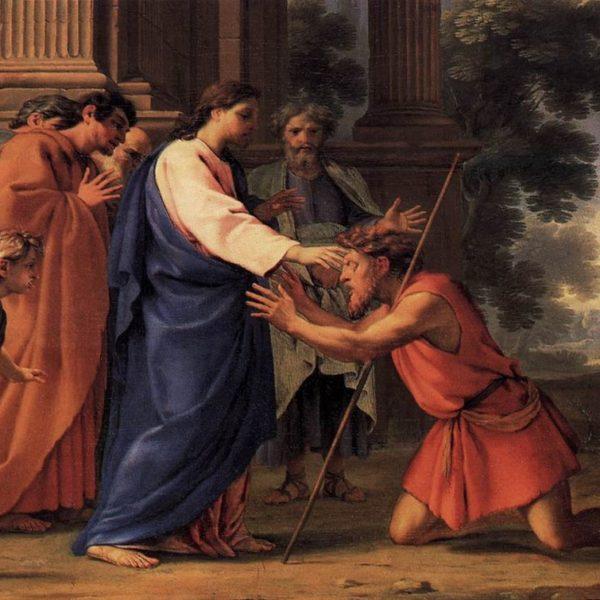 The Politics of Overcoming Sacrifice—John 9:1-41 (Fritz Wendt)