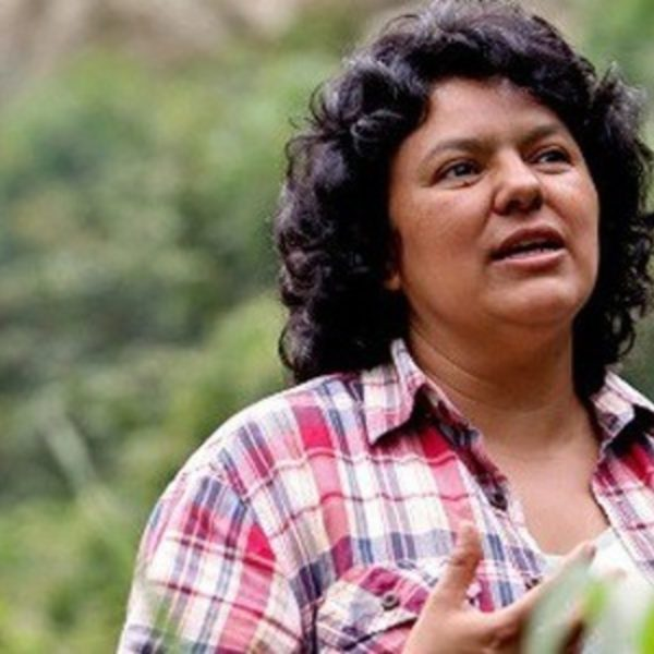 Remembering Honduran Indigenous Leader Berta Cáceres On The Anniversary Of Her Assassination (Ryne Beddard)