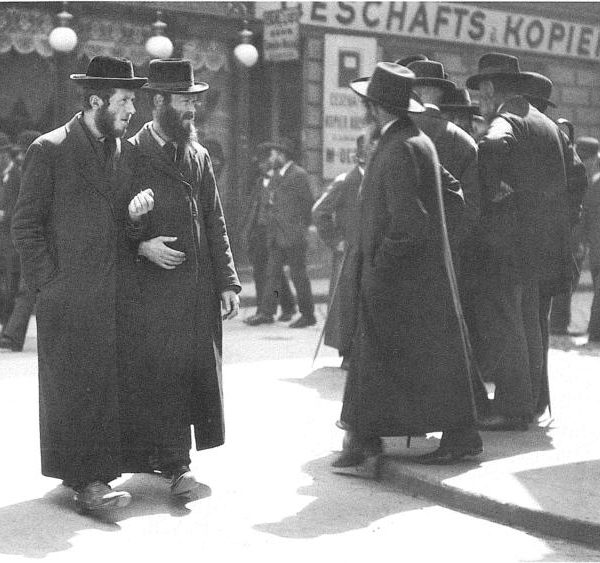 Should Current Politics Prompt Jews To Rehabilitate The Ghetto Mentality? (Julie Cooper)