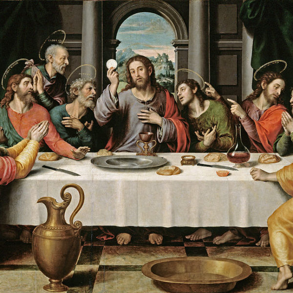 The Politics of Re-membering—Matthew 26:17-30 (D. Mark Davis)