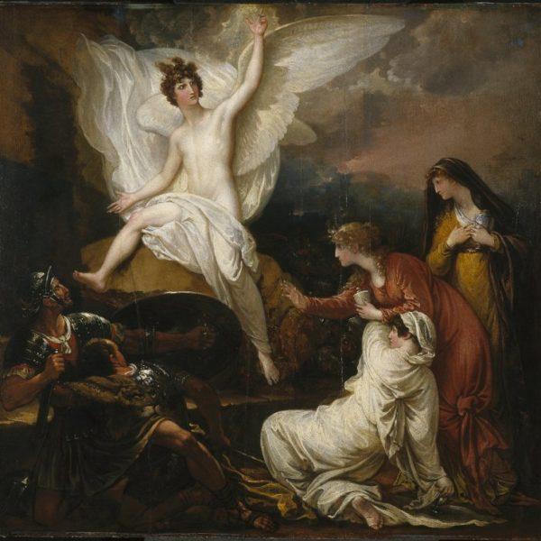 The Politics of an Easter Earthquake—Matthew 28:1-10 (J. Leavitt Pearl)