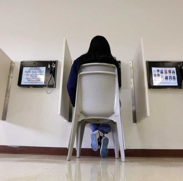 Video Visitation In Prisons Violates Not Just Peoples' Rights But Natural Law (Greg Williams)