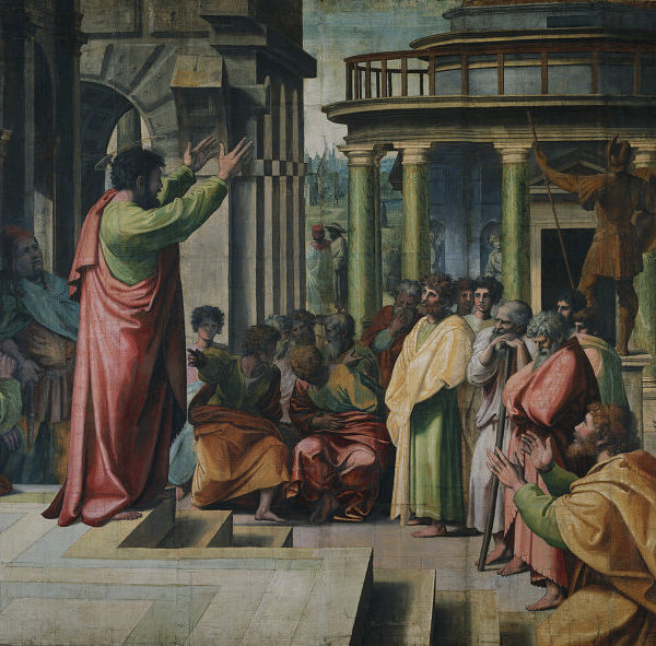 The Politics of Nations and Boundaries—Acts 17:22-31 (Richard Davis)