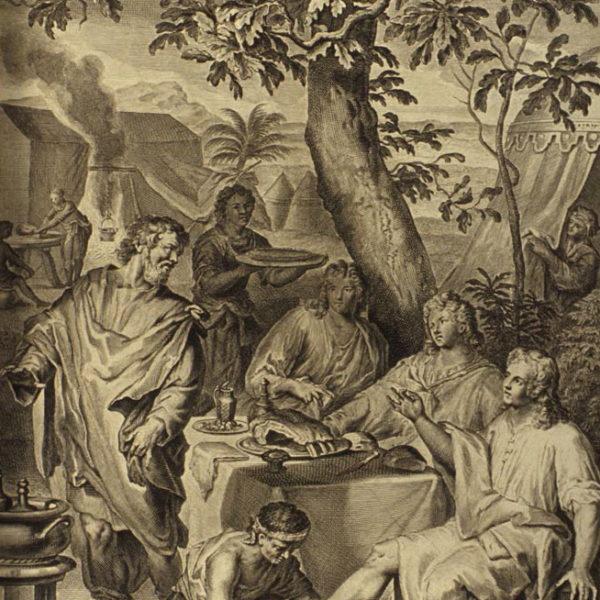 The Politics of Inhospitality—Genesis 18:1-15