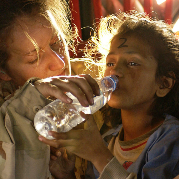 The Politics of Water-Sharing—Matthew 10:40-42 (Amy Allen)