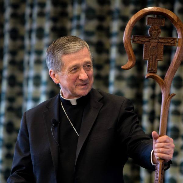 Comments on Cardinal Cupich's Consistent Ethic of Solidarity