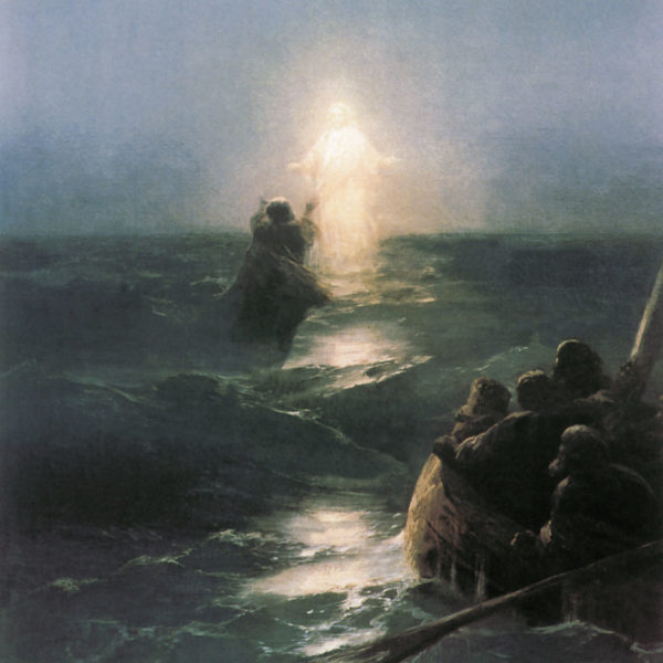 The Politics of Walking on Water—Matthew 14:22-33 (Amy Allen)