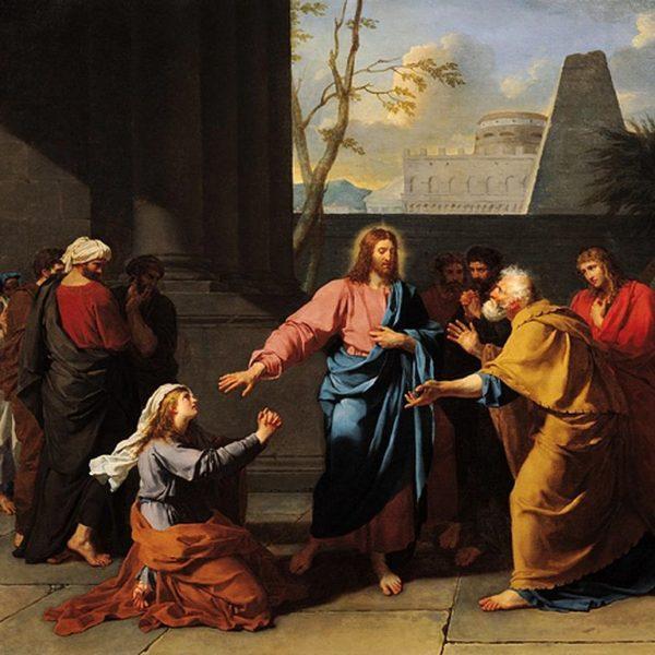The Politics of Charlottesville and the Canaanite Woman—Matthew 15.21-28 (J. Leavitt Pearl)
