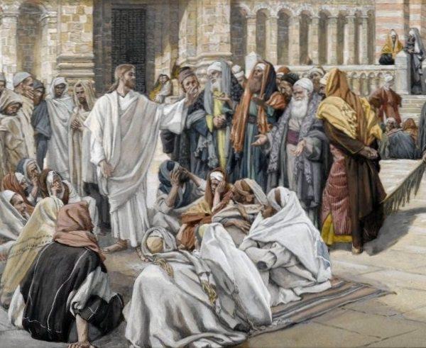 The Politics of the Authorities Over Us—Matthew 21:23-32 (Amy Allen)