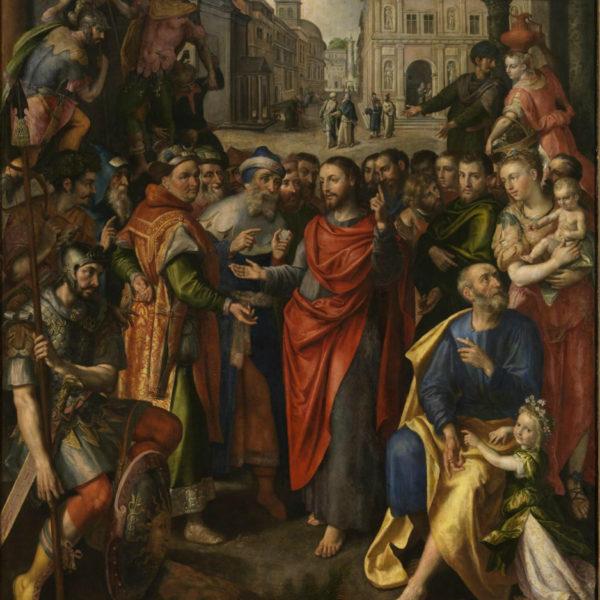 The Politics of Taking a Knee—Matthew 22:15-22 (Fritz Wendt)