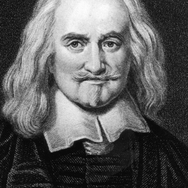 """Delegated Divine Rule"" – On Hobbes And The Origins Of Political Theology (Jonathan Cole)"