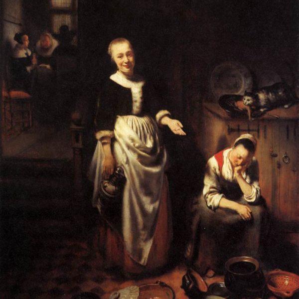 The Politics of Sleep—Mark 13:24-37 (Amy Allen)