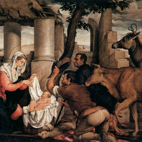 The Politics of the Shepherds' Sign—Luke 2:8-20 (Alastair Roberts)