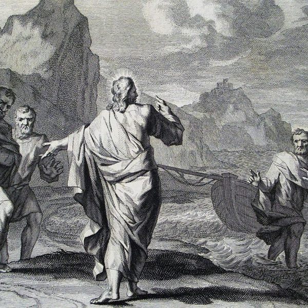 Fishers for a New Kingdom—Mark 1:14-20 (Robert Williamson Jr.)