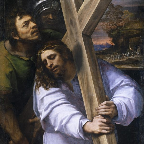 Following the Crucified One—Mark 8:31—9:9