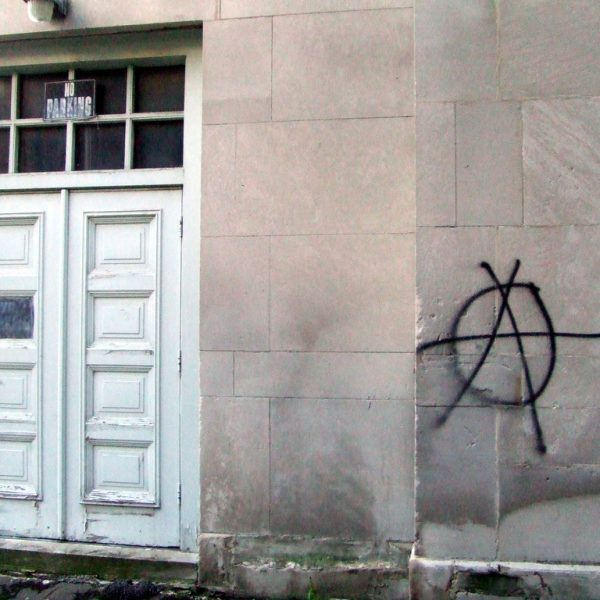 Re-Anarchizing Christianity