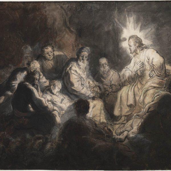 One Bringing Peace—John 20:19-31
