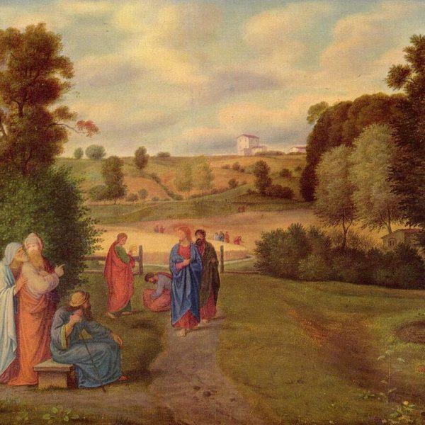 Sabbath Made for Humankind—Deuteronomy 5:12-15; Mark 2:23—3:6