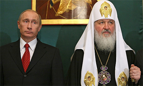 Russia's Unfinished Symphony of Church and State