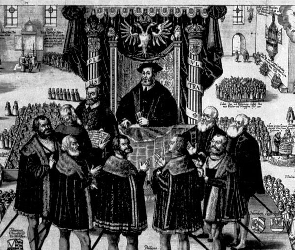 The Political Theology of the Reformation