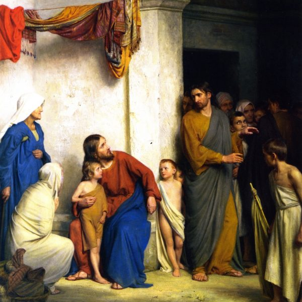 Receiving the Kingdom as a Little Child—Mark 9:30-37