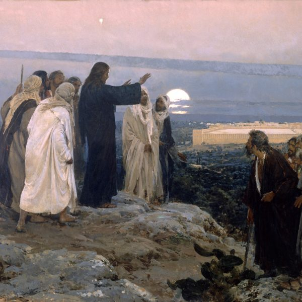 Shaking the Foundations—Mark 13:1-8