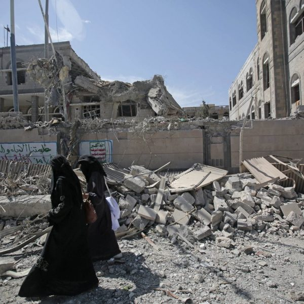 Senate Resolution on Yemen is Justified by Just War Principles