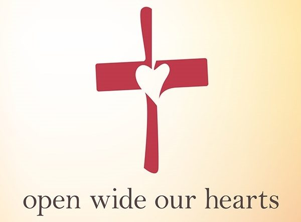 Open Wide Our Hearts