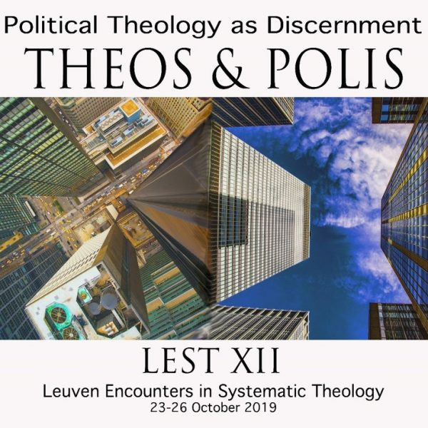 Call for Papers – Political Theology as Discernment