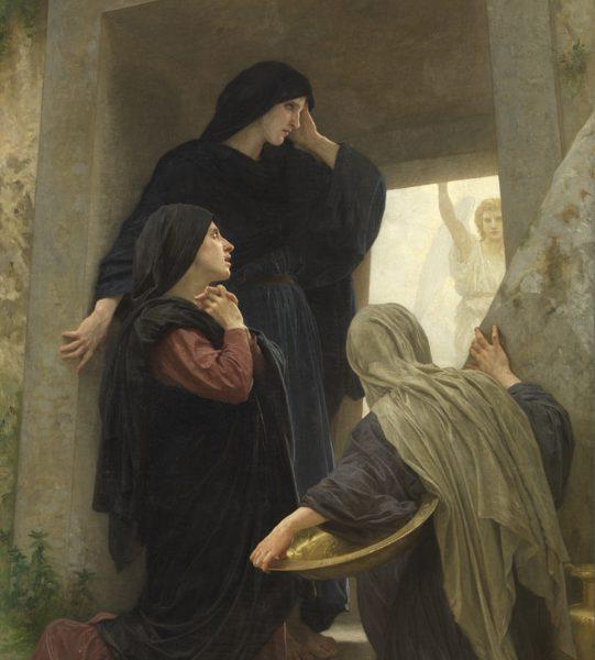 Memory and the Risen Christ—Luke 24:1–12