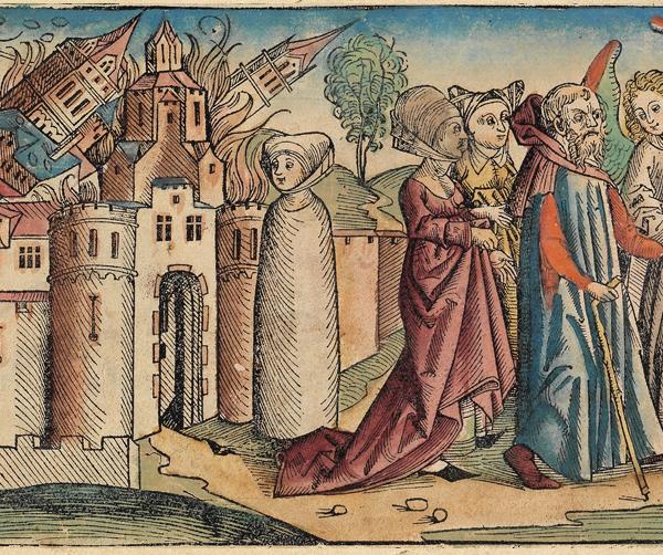 Meet the Sodomites—Genesis 18:20-32
