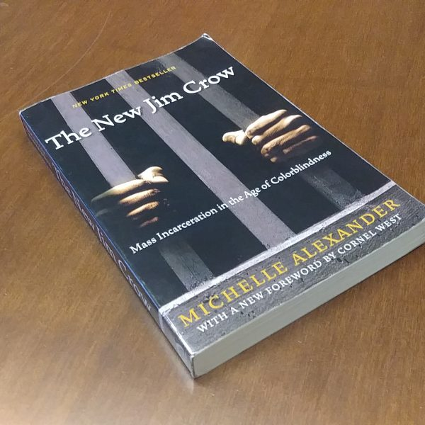 Reading group – Michelle Alexander