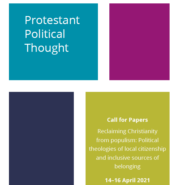 CFP – Reclaiming Christianity from Populism