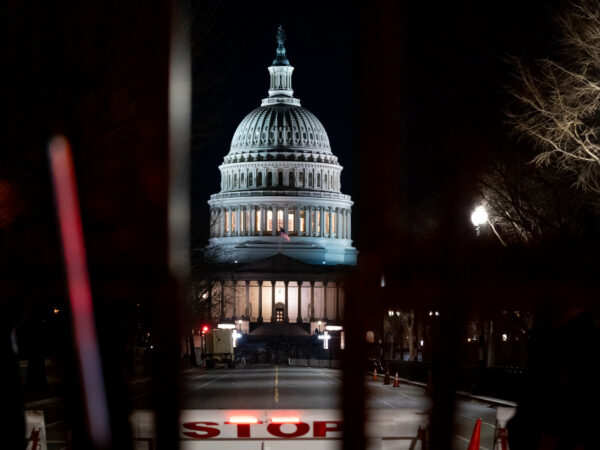 Manufacturing Dissent:  The DC Insurrection and the Cycle of Law-Preserving and Law-Making Violence
