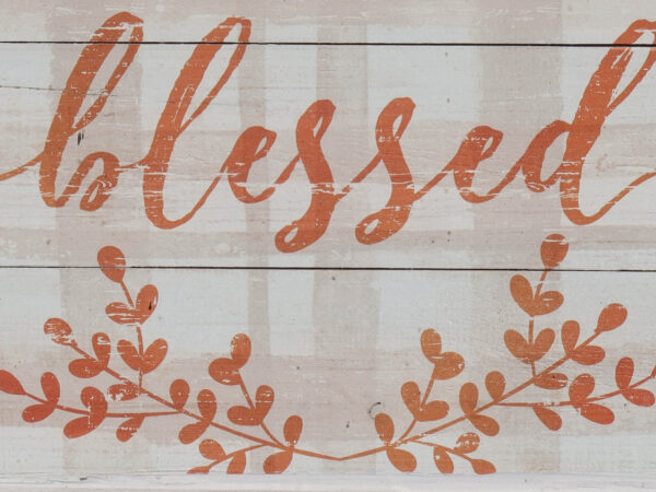 """On """"Blessedness"""""""
