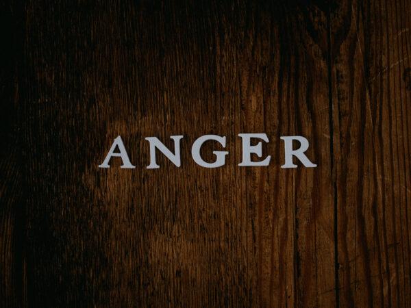 Good Anger